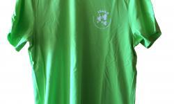 T-Shirt Vert Isula Plongée