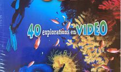 Les plus belles plongées Corse + DVD